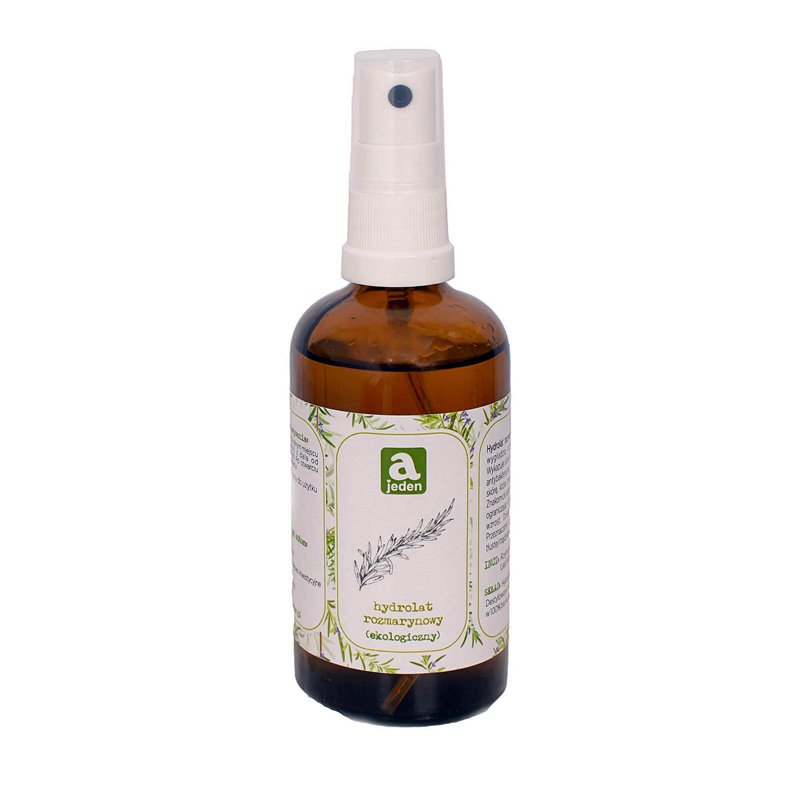 hydrolat rozmarynowy